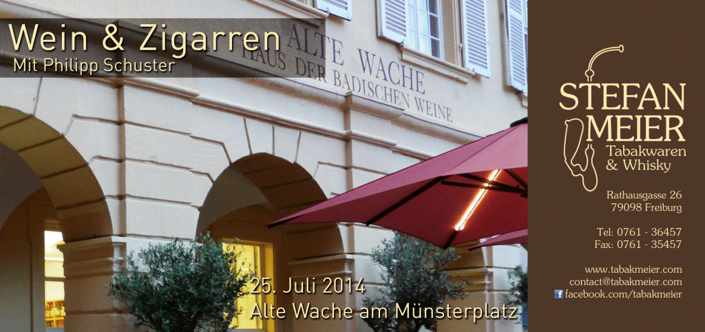 Alte Wache 2014 Flyer front_2
