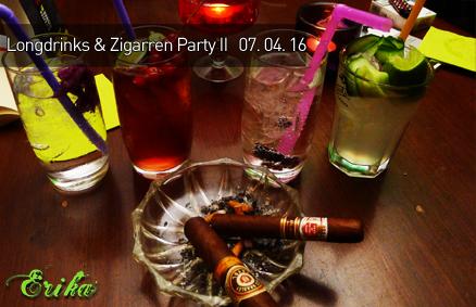 Longdrinks & zigarren 2016